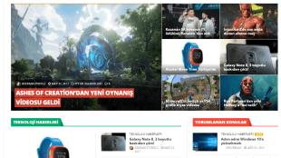 Oyun ve Teknoloji Sitesi