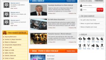 Portal ve Haber Site Tanıtım Siteleri